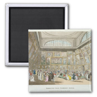 Exhibition Room, Somerset House Magnet