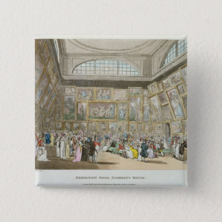 Exhibition Room, Somerset House Pinback Button