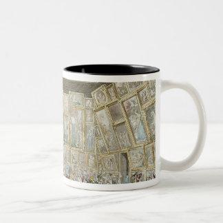 Exhibition Room, Somerset House Two-Tone Coffee Mug