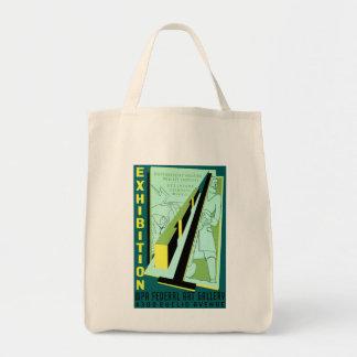 Exhibition: WPA Federal Art Gallery Tote Bag