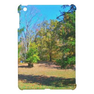 Exhilarating Autumn Afternoon iPad Mini Covers