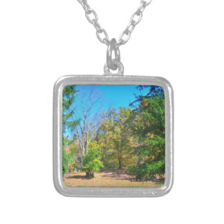 Exhilarating Autumn Afternoon Personalized Necklace