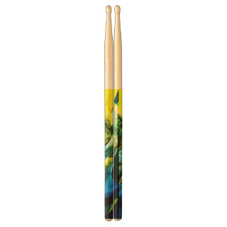 Exhilaration Abstract Drumsticks
