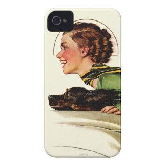 Exhilaration iPhone 4 Case