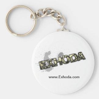 Exhoda Keychain