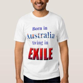 Exilio de Australia Playera