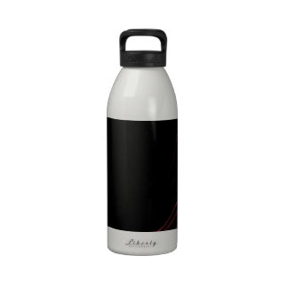 """""""Eximo"""" Fractal Art Drinking Bottles"""