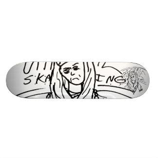 Existance Skate Deck