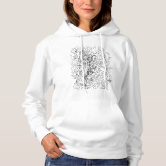 Existential Horror of Tech Support Hoodie