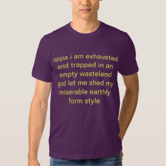 existential memes shirt
