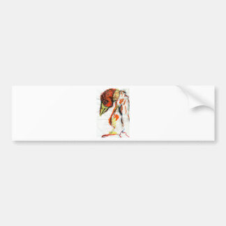 Existential Phoenix Bumper Sticker