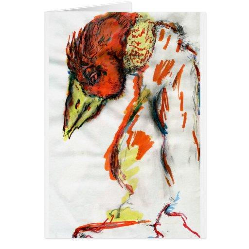 Existential Phoenix Card