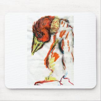 Existential Phoenix Mouse Pad