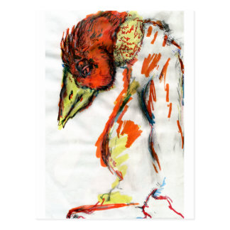 Existential Phoenix Postcard
