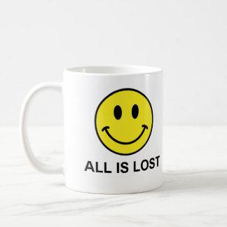 existentialism coffee mug