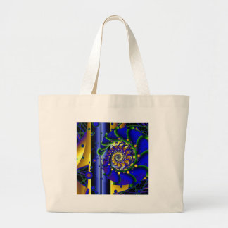 existentialism large tote bag