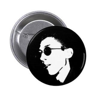 existentialjames 2 inch round button