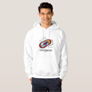 Existing Under Extreme Conditions Time Bacterium Hoodie