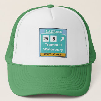Exit27A Trucker Hat