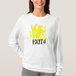 Exit4 - AA Griffin - Ladies T-Shirt