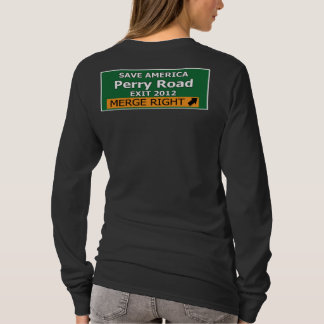 Exit 2012 Perry Road Sign Tee