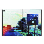 Exit 542 Yolo California Cover For iPad Air