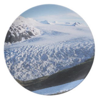 Exit Glacier in Kenai Fjords National Park, Dinner Plate