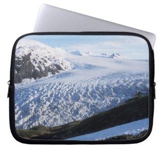 Exit Glacier in Kenai Fjords National Park, Laptop Sleeve