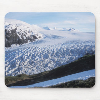 Exit Glacier in Kenai Fjords National Park, Mouse Pad