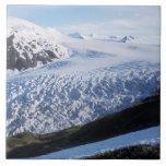 Exit Glacier in Kenai Fjords National Park, Ceramic Tile