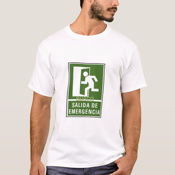 EXIT IN EMERGENCY T-Shirt