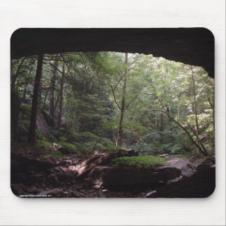 exit the darkness mouse pad