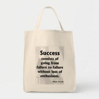 Éxito - Churchill Bolsa Tela Para La Compra