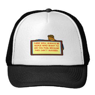 éxito gorra