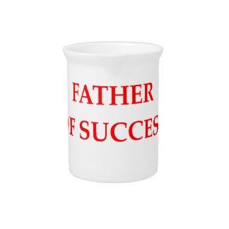 éxito jarras de beber