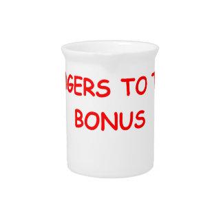 éxito jarras para bebida