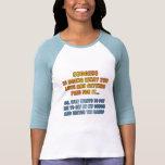 Éxito - mire el juego camisetas