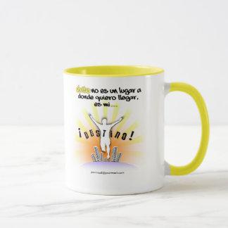 Exito Mug
