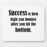 Éxito Tapetes De Ratón