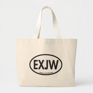 ExJW01.png Tote Bags