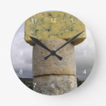 Exmoor Blue Cheese, Lydeard St Lawrence, Somerset Wall Clock