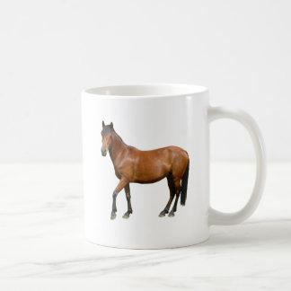 Exmoor Brown Horse Coffee Mug