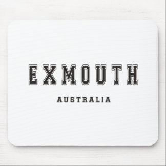 Exmouth Australia Mouse Pad
