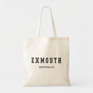Exmouth Australia Tote Bag