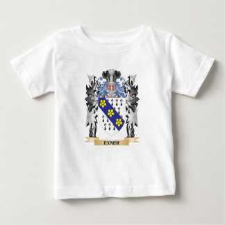 Exner Coat of Arms - Family Crest Tshirts