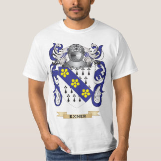 Exner Coat of Arms Tee Shirts
