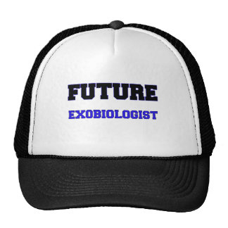 Exobiologist futuro gorros bordados