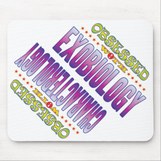 Exobiology 2 Obsessed Mousemats