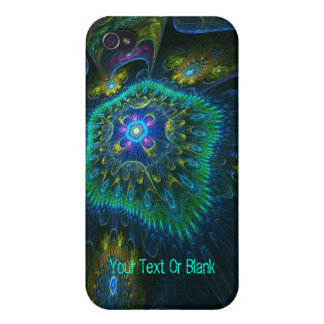 Exobiology iPhone 4 Protectores