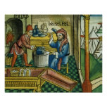 Éxodo 31 2-8 Bezalel y Oholiab que hacen la arca o Póster